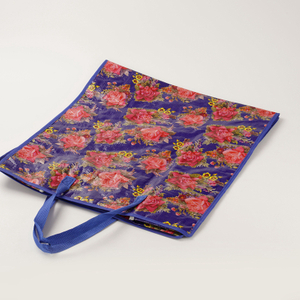 reusable shopping bags set