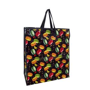 custom printed reusable shopping bags